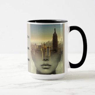 15oz Combo Custom Coffee 126 127 Mug By Zazz_it