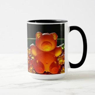 15oz Combo Teddy Bear Coffee Mug By Zazz_it