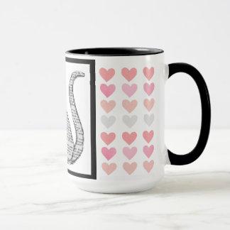 15oz Custom Kitty Cat Coffee Mug By Zazz_it