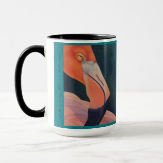 15oz Flamingo Mug