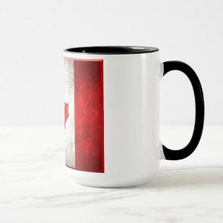 15oz Jumbo Mug Canadain Flag