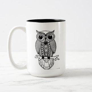 15oz OWL You Need Is LOVE Mug