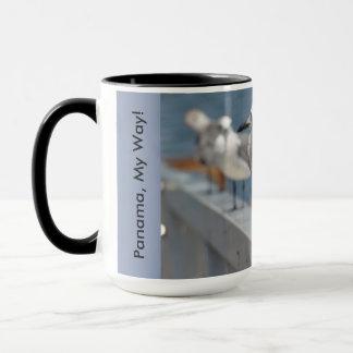 15oz Pier Birds Mug