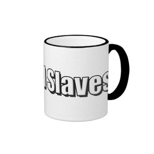 15oz SOULed Slaves Ringer Mug