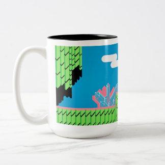 15oz Two-Tone Mug