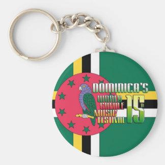 15th annual WCMF keychain