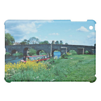 15th Century bridge over Avon River, Warwickshire, Case For The iPad Mini