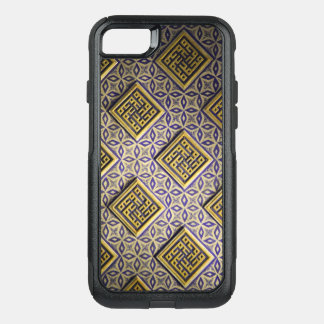15th Century Protective Cool Vintage Pattern OtterBox Commuter iPhone 8/7 Case