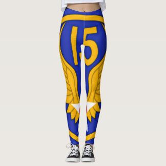 15th Expeditionary Mobility Task Force Leggings