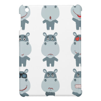 15th February - Hippo Day - Appreciation Day Cover For The iPad Mini