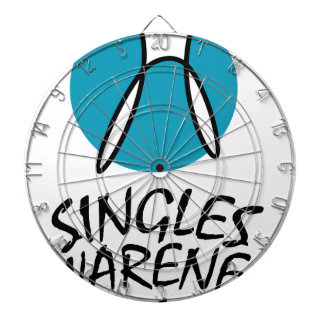 15th February - Singles Awareness Day Dart Boards