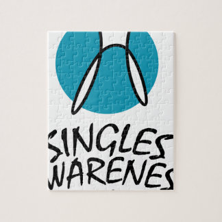 15th February - Singles Awareness Day Jigsaw Puzzle
