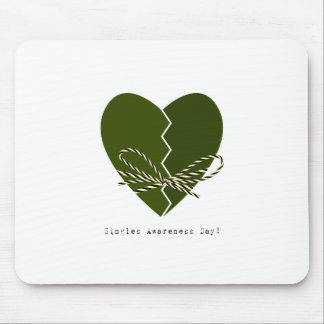 15th February - Singles Awareness Day Mouse Pad