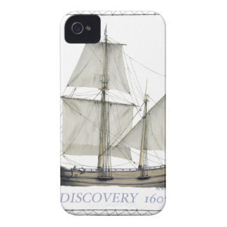 1607 dIscovery iPhone 4 Case