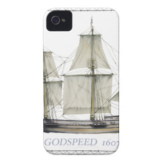 1607 godspeed iPhone 4 Case-Mate case