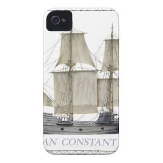 1607 susan constant iPhone 4 case