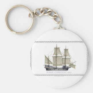 1607 susan constant key ring
