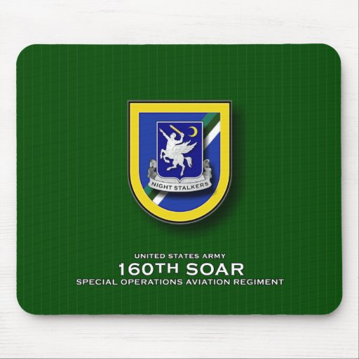 160th SOAR Mousepad