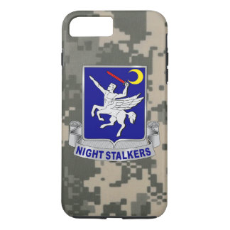 "160th SOAR ""Night Stalkers"" Army Digital Camo iPhone 7 Plus Case"