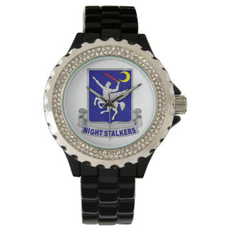 """160th SOAR """"Night Stalkers"""" Watches"""