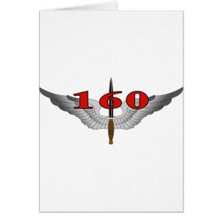 160th Special Operations Aviation Regiment (SOAR) Card