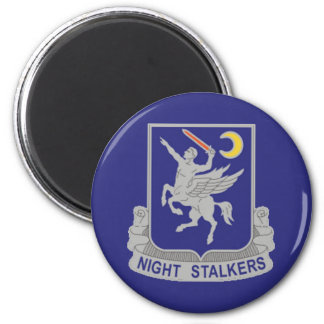 160th Special Operations Regiment 6 Cm Round Magnet