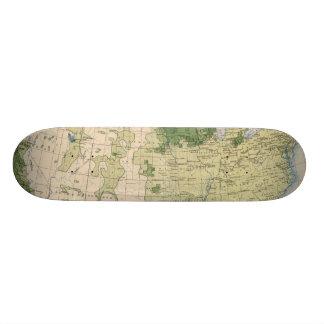 161 Barley/sq mile Skate Board