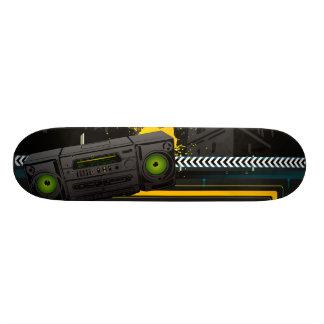 _16637596.ai 18.1 cm old school skateboard deck