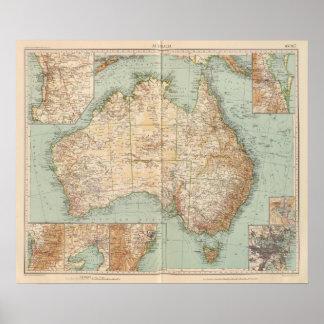 16667 Australia Print
