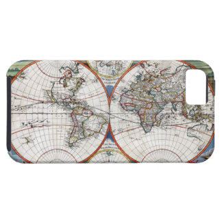 1676 World Map Case For The iPhone 5