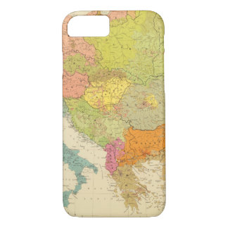 16 a European ethnographic iPhone 7 Case