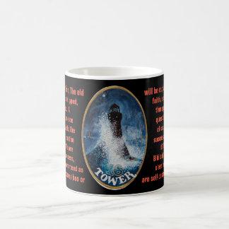 16. Tower of destruction - Sailor tarot Coffee Mug