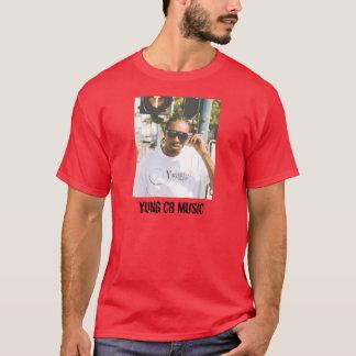 16, Yung CB Music T-Shirt