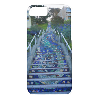 16th Avenue Tiled Steps #5 iPhone 8/7 Case