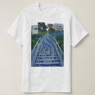 16th Avenue Tiled Steps #5 T-shirt