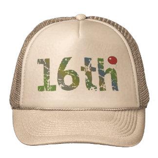 16th Birthday Balloon Gifts Cap