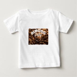 16th February - Almond Day - Appreciation Day Baby T-Shirt