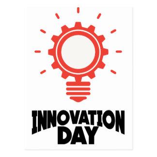 16th February - Innovation Day - Appreciation Day Postcard