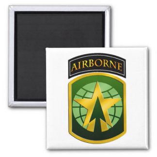 16th Military Police Brigade Fridge Magnets