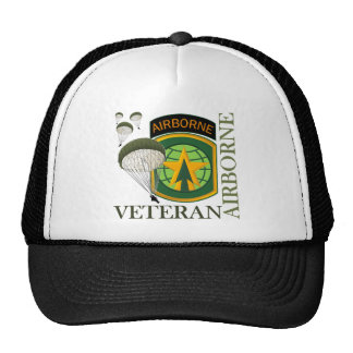 16th MP Airborne Veteran Cap