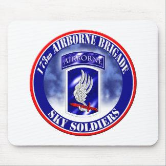 173rd Airborne Brigade Combat Team 002 Mouse Pad