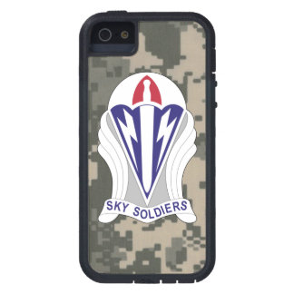 173rd Airborne Brigade Combat Team Sky Soldiers iPhone 5/5S Cover