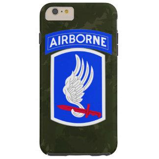 """173rd Airborne Brigade Combat Team """"Sky Soldiers"""" Tough iPhone 6 Plus Case"""