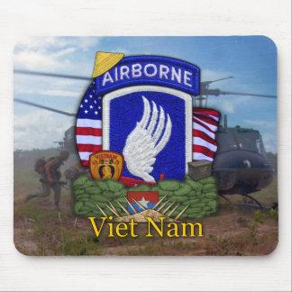 173rd airborne brigade vietnam vets Mousepad