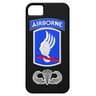 173rd Airborne Division iPhone 5 Cases