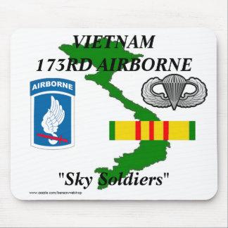 173rd Airborne Vietnam mousepad 1/w