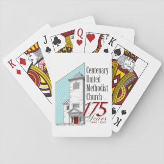 175 Anniversary Playing Cards