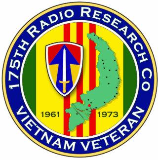 175th RRC 2 - ASA Vietnam Standing Photo Sculpture