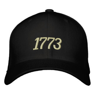 1773 EMBROIDERED HAT