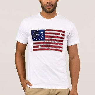 1776 American Flag T-Shirt